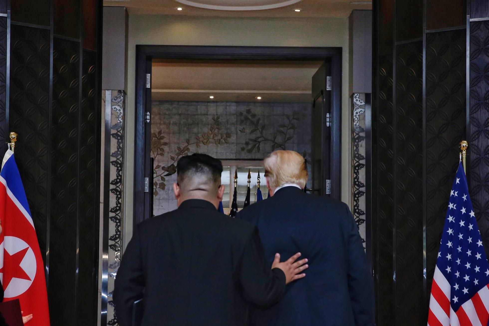 guerra - Corea Del Norte...¿La guerra se acerca? - Página 30 1528847778_254160_1528850606_noticia_normal_recorte1