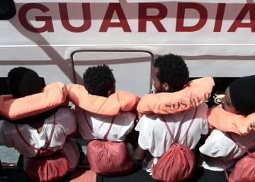 Italia cerrará sus puertos a un barco de rescate con más de 600 migrantes