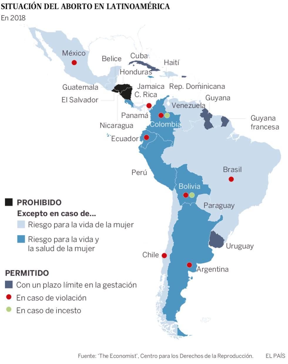 Aborto é prática ilegal para 90% das mulheres na América Latina