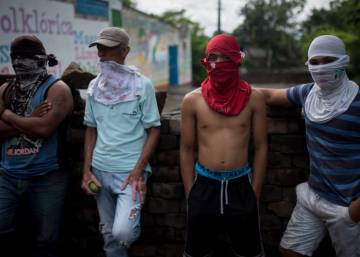 Nicaragua se alza en barricadas contra Ortega