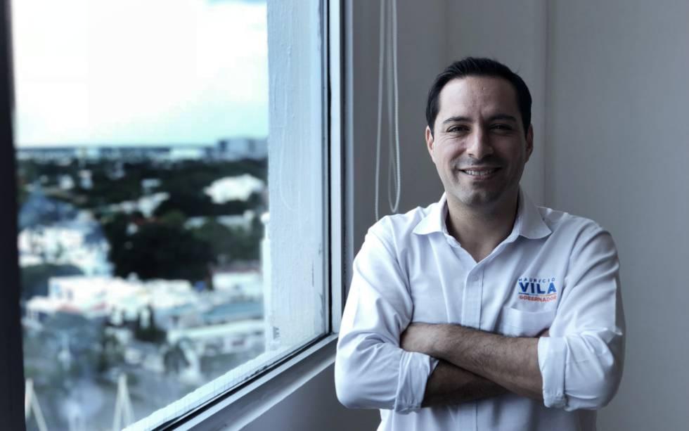 Mauricio Vila candidato del PAN a la gubernatura de Yucatán