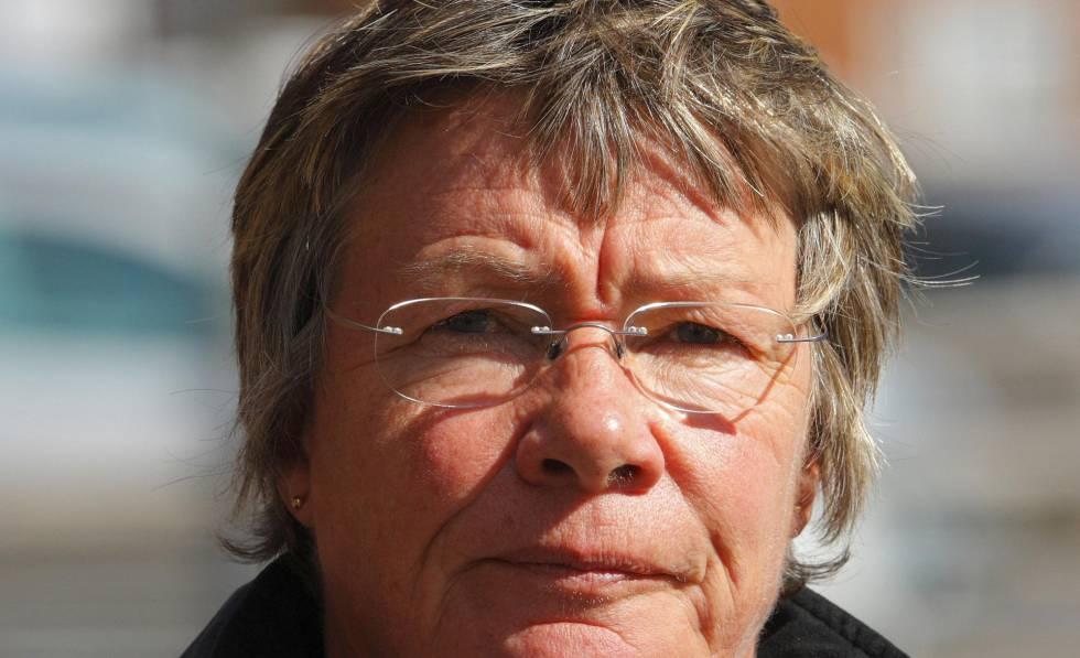 La doctora Jane Barton en una imagen de 2009.