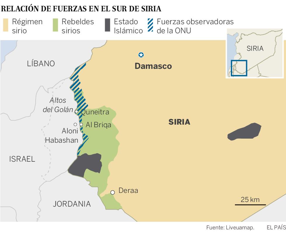 Cuando incluso huir de la guerra siria es imposible