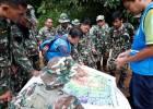 """""""Un éxito mayor de lo esperado"""": los cuatro primeros niños tailandeses salen de la cueva"""