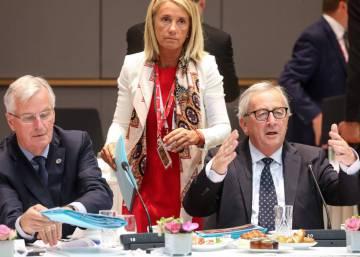 La UE advierte del estancamiento en la negociación del Brexit