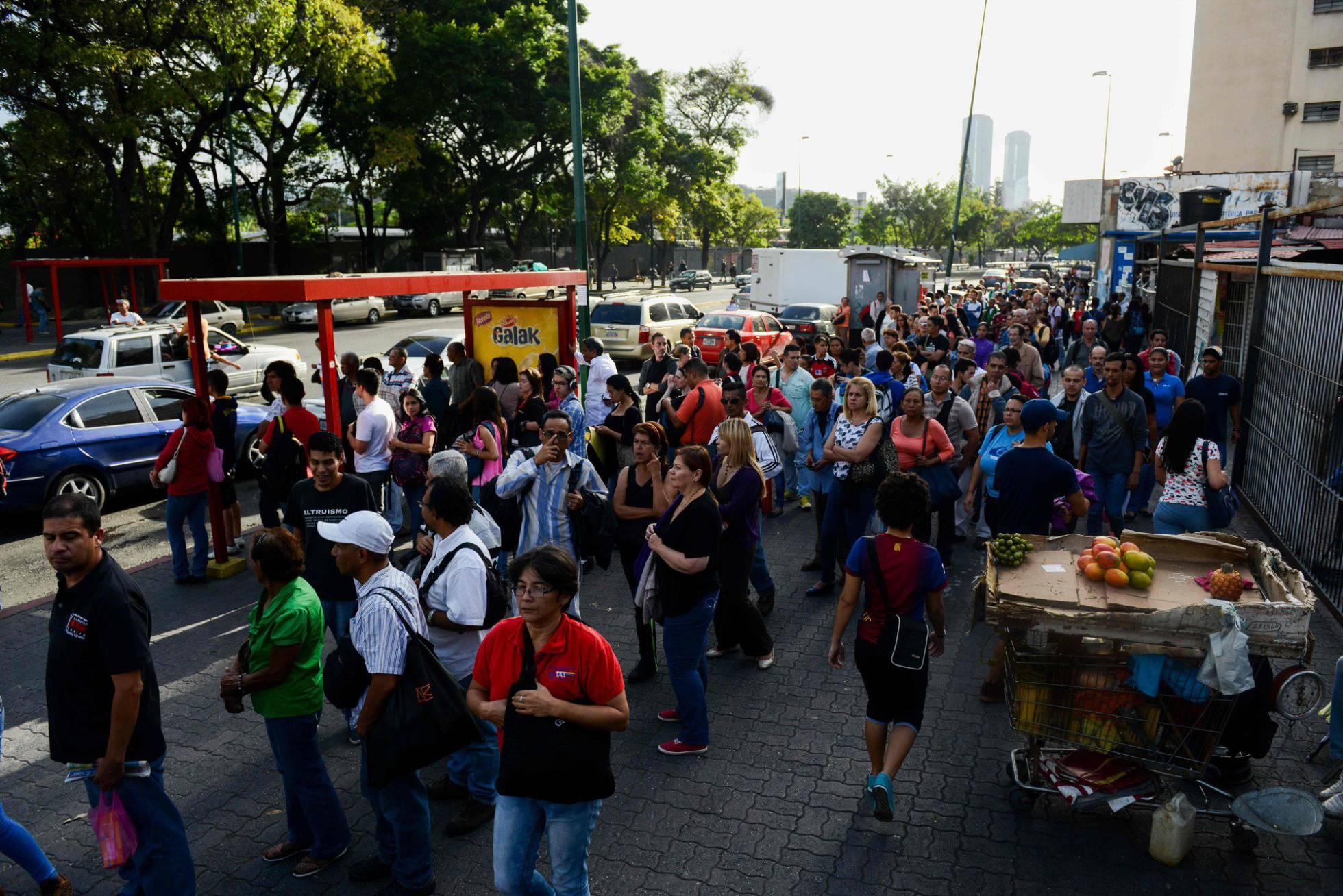 Los otros números rojos de Venezuela