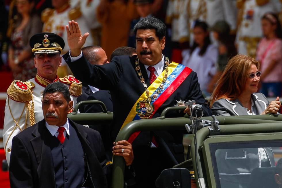 """Resultado de imagen para EEUU: Maduro arruinó a Venezuela, prefiere la corrupción desenfrenada"""""""