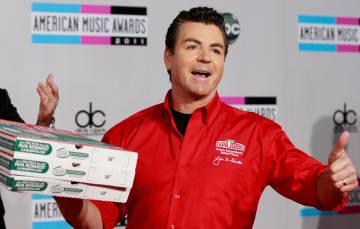 El fundador de la cadena de pizzas Papa John's, John Schnatter, en 2011.