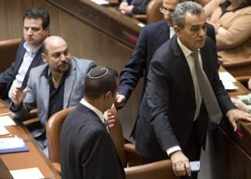 La Knesset suspende a tres diputados árabes por reunirse con familias de atacantes palestinos
