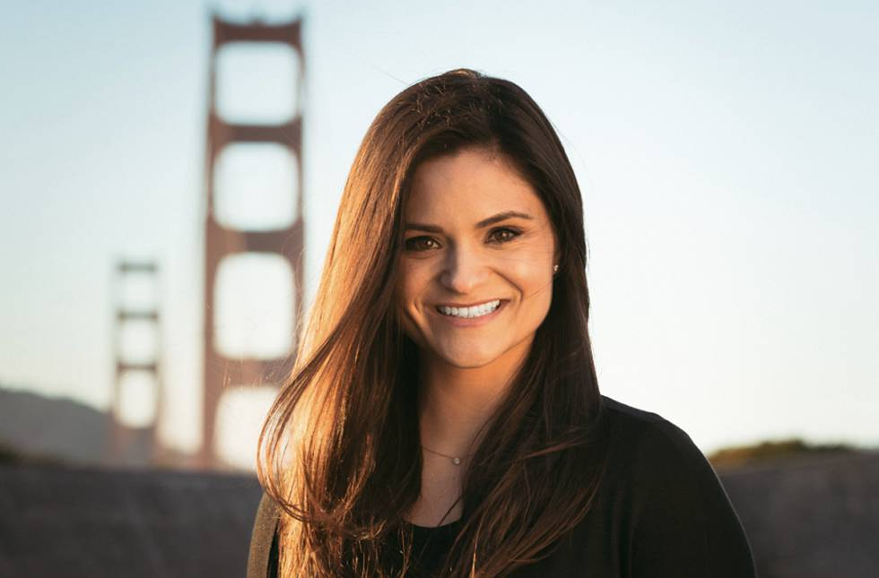 Tessa Lyons, en San Francisco.