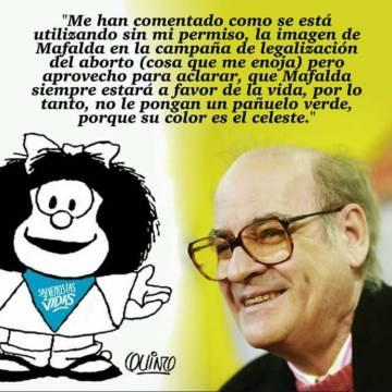 Mafalda aborto
