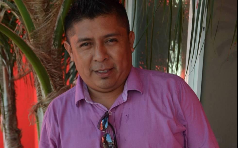 Rubén Pat En Una Imagen De Sus Redes Sociales