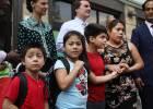El Gobierno de Trump quiere cambiar la ley para poder mantener detenidas a las familias inmigrantes