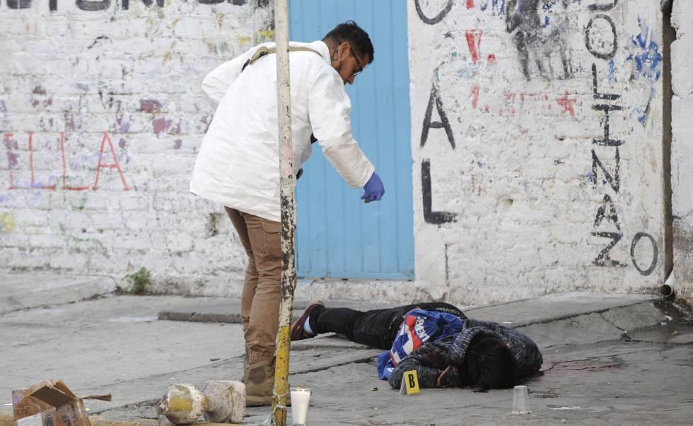 México atraviesa la época más sangrienta de su historia | Internacional | EL PAÍS