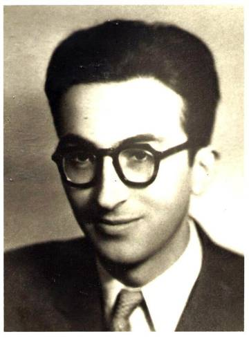 Imagen del esquiador francés Henri Le Masne, desaparecido en Italia en 1954.