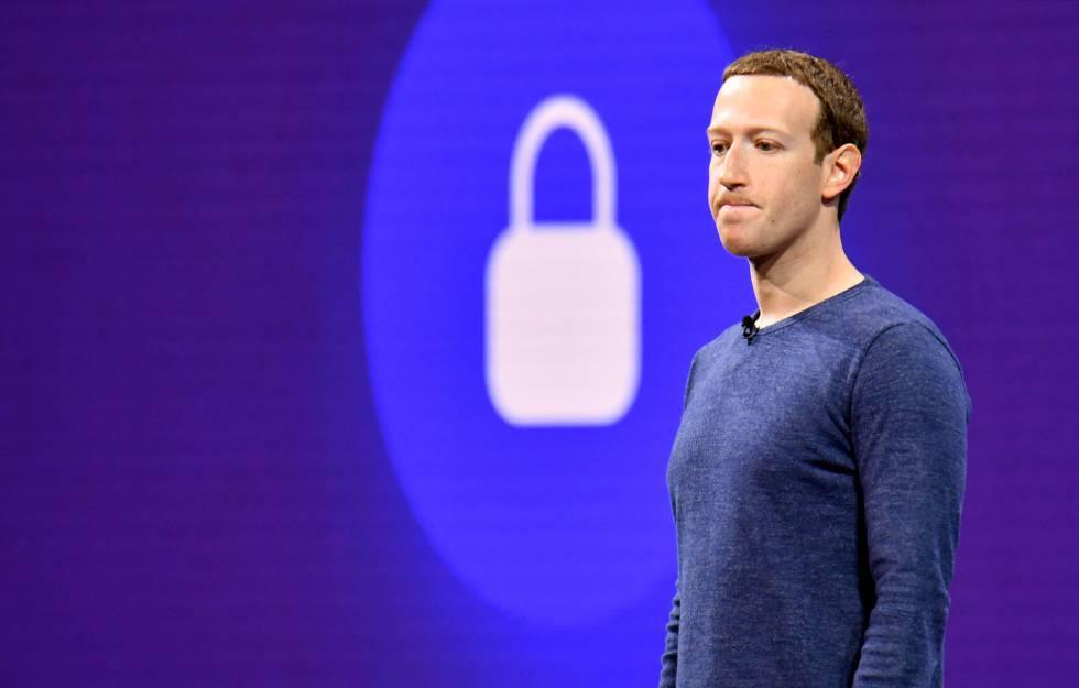 Mark Zuckerberg, CEO de Facebook, en una imagen tomada el pasado mayo.