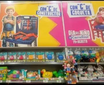 Niños Para Juguetes Juguetes Para Carrefour nk8OP0w