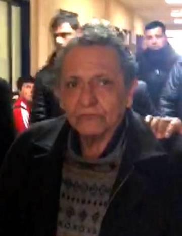 Oscar Centeno, el chófer autos de los