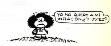 Viñeta de Mafalda de agosto de 1971