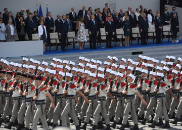 Trump cancela el desfile militar en Washington por el elevado coste