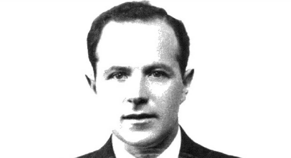 Jakiw Palij en una imagen de 1957.rn
