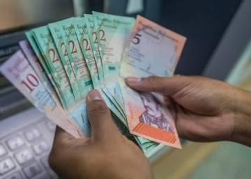 Cómo funciona la reconversión monetaria que plantea Nicolás Maduro