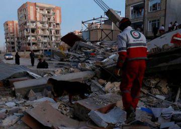 Al menos dos muertos y 241 heridos en un terremoto en Irán