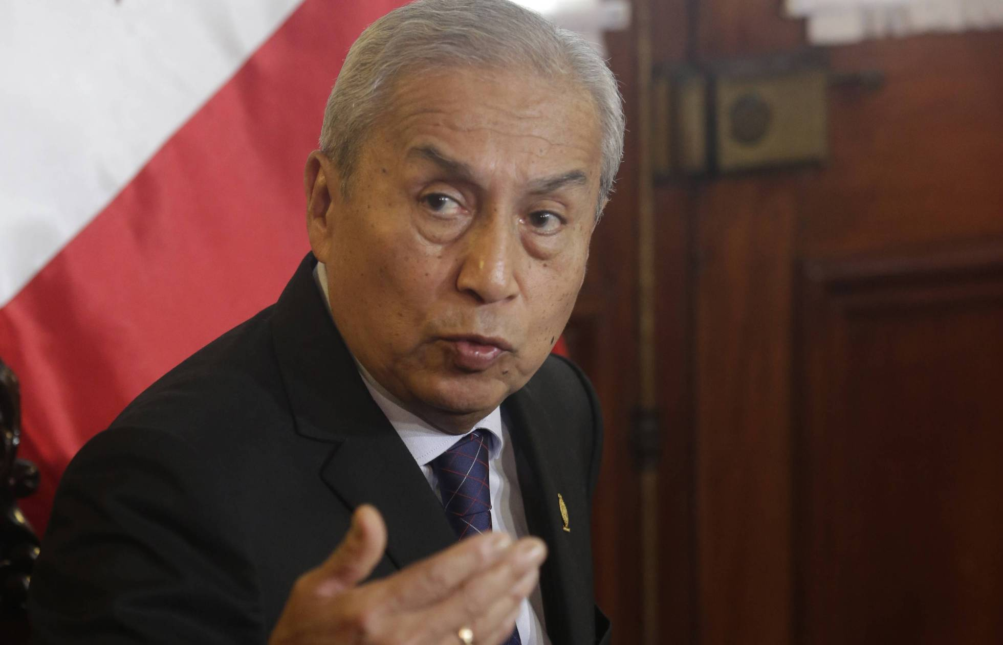 El fiscal general de Perú dimite por la gestión del 'caso Odebrecht'