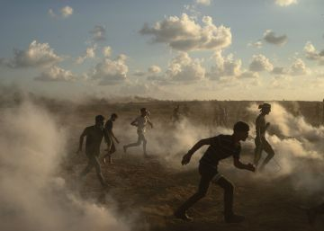 Israel notcias internacionais el pas brasil vdeo mostra palestino de 16 anos abatido por disparos do exrcito israelense em gaza stopboris Image collections