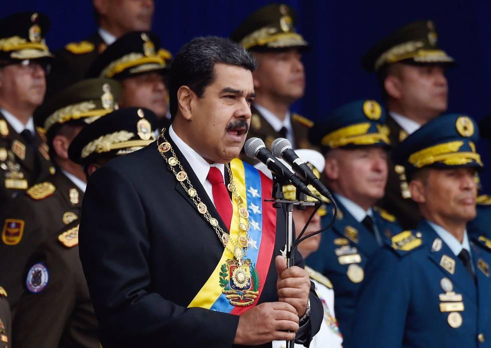 EUA se reuniram com militares venezuelanos que planejavam golpe de Estado contra Maduro