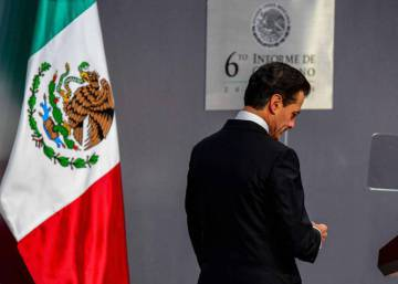 El triste epílogo de Enrique Peña Nieto