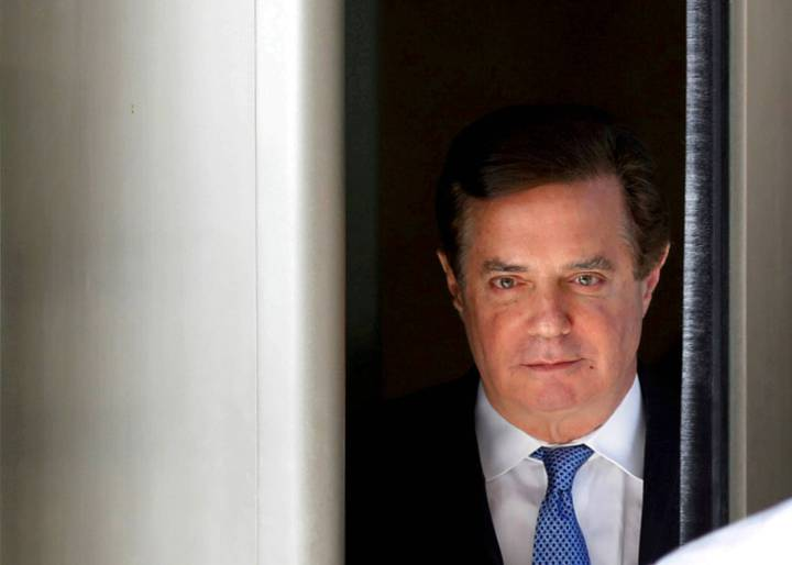 Manafort y lo que arrastra en su ca da zona de noticias for El corte ingles libros