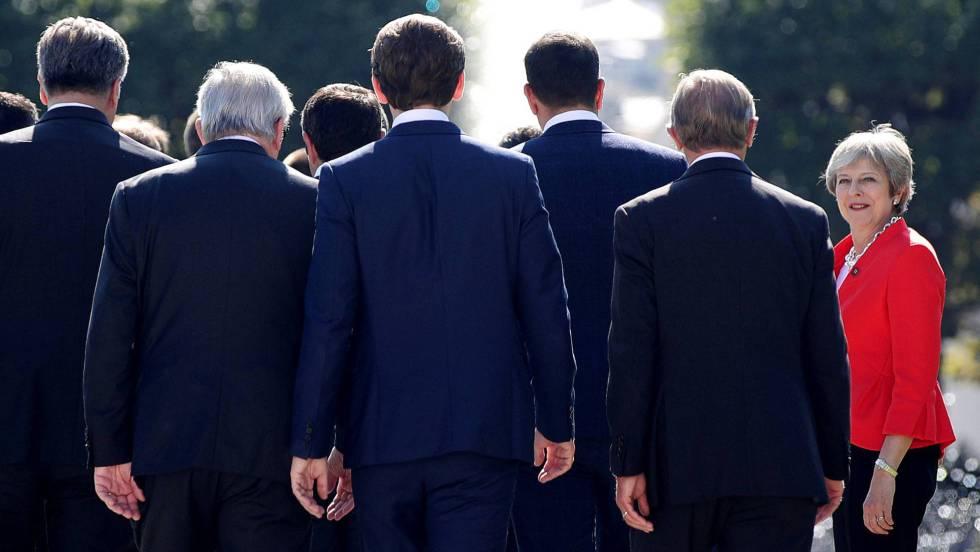 La UE rechaza el plan de May y deja a Londres ante el abismo de un Brexit inaceptable