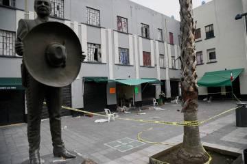 Plaza de Garibaldi en CDMX