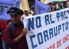 """""""Las élites quieren seguir manejando Guatemala"""""""