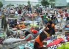 Ascienden a 832 los muertos por el terremoto y tsunami en Indonesia