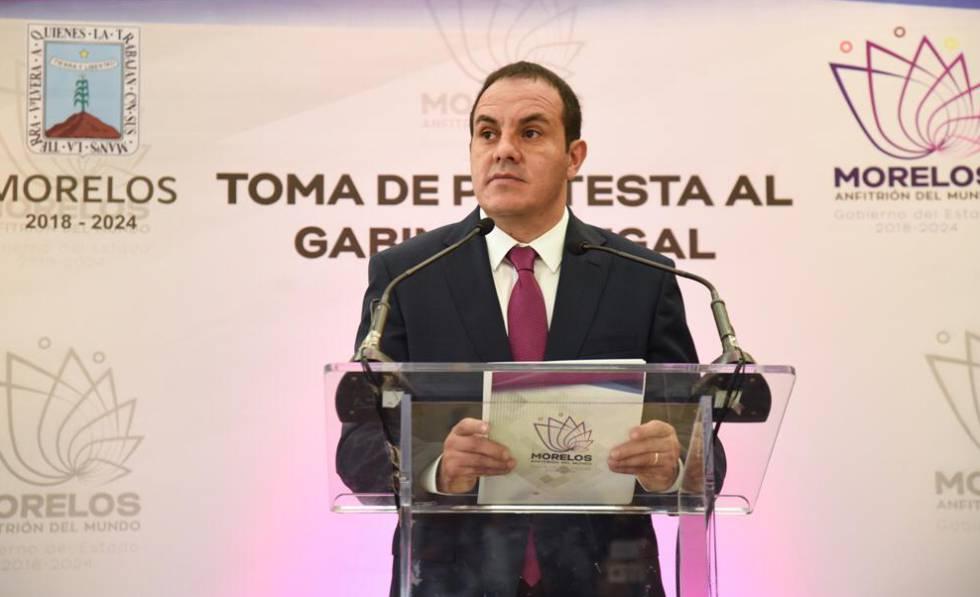 Resultado de imagen para gobernador cuauhtémoc blanco