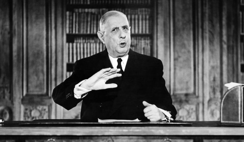 El Espíritu De De Gaulle Sigue Vivo 60 Años Después