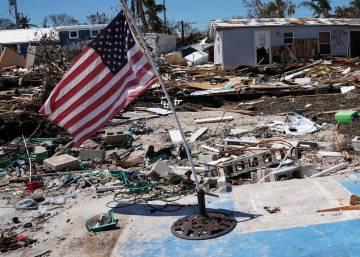 La inesperada resaca del desastre natural