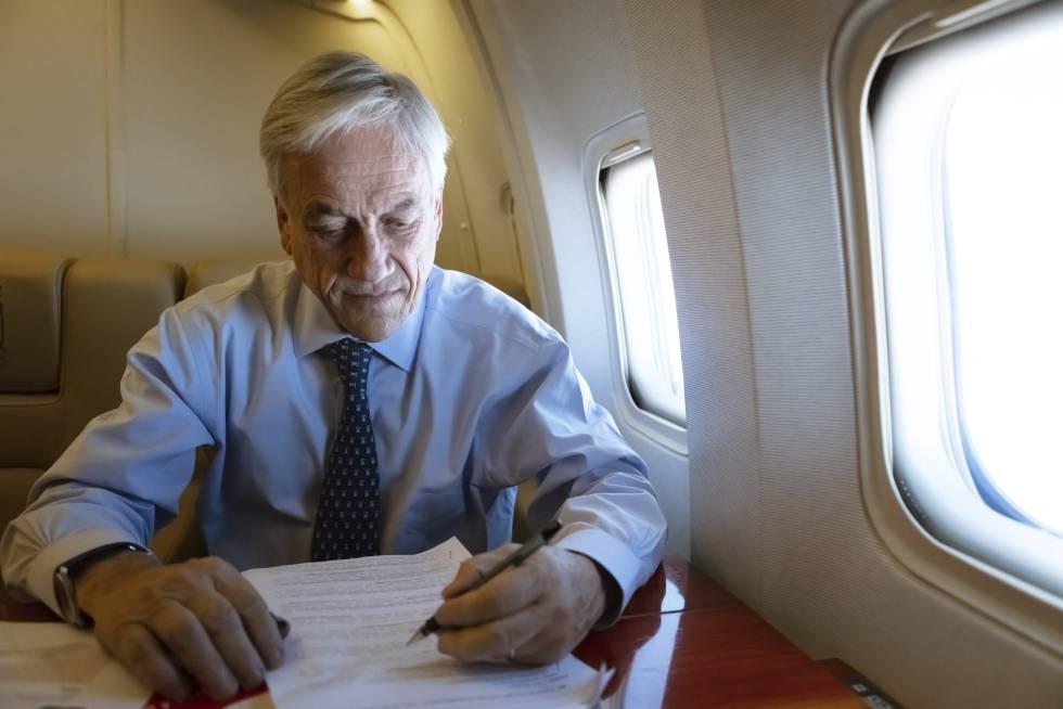 """f749ad40f1 Piñera  """"Chile es una sociedad muy desigual con respecto a lo que ..."""
