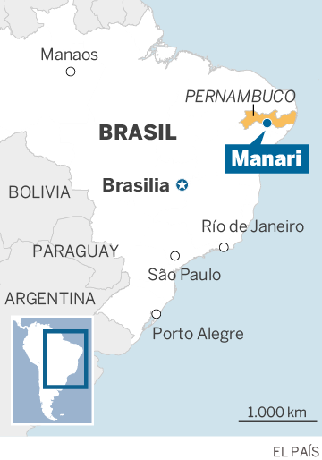"""La tierra del """"candidato de Lula"""""""