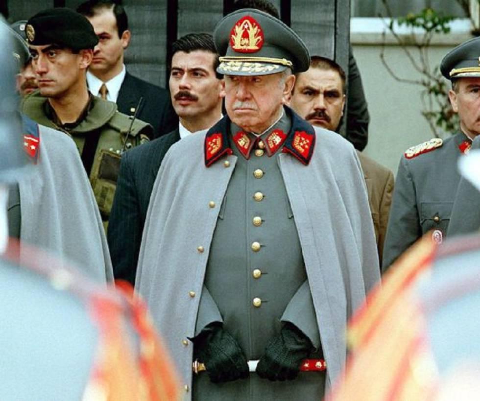 La Detencion De Augusto Pinochet 20 Anos Del Caso Que Transformo La Justicia Internacional Internacional El Pais