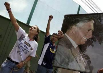 O último lar de nove cabeças da repressão de Pinochet