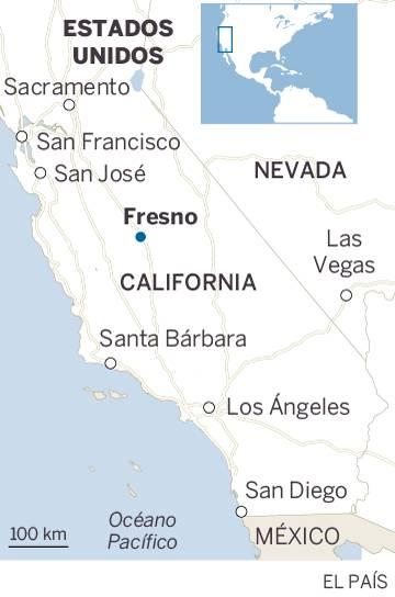 Trump desata la tormenta perfecta en el campo de California