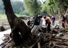 El huracán Willa toca tierra en el Estado mexicano de Sinaloa con categoría 3