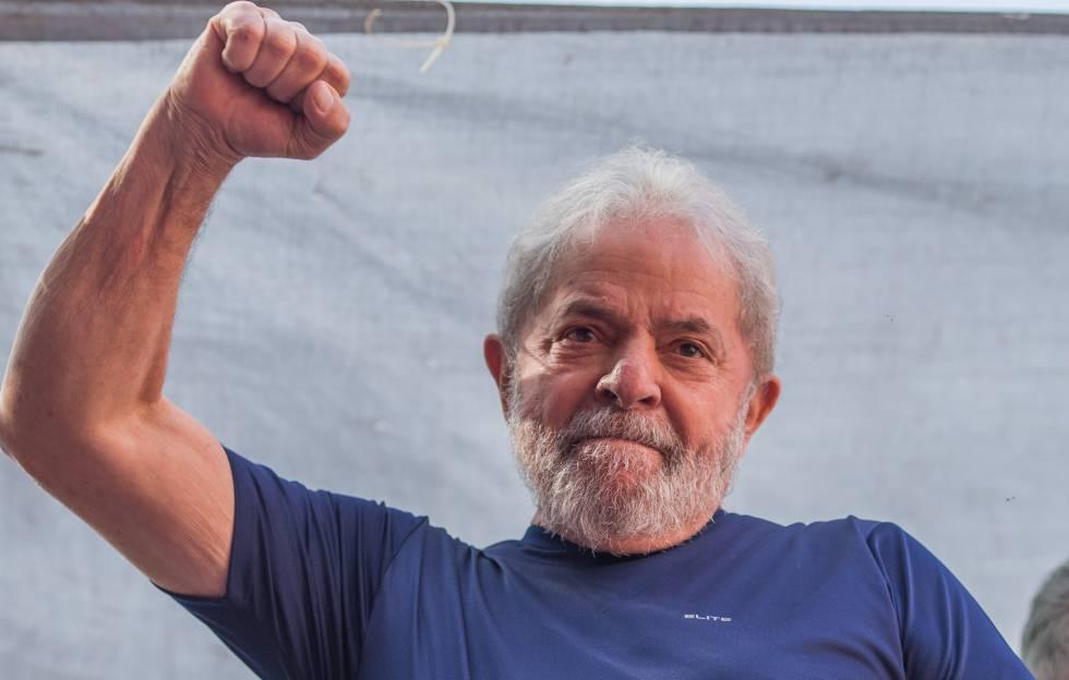 Lula da Silva, en abril pasado.