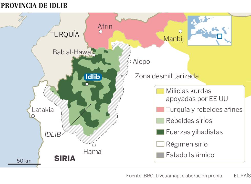 Las potencias urgen una salida política en Siria y el retorno de los refugiados