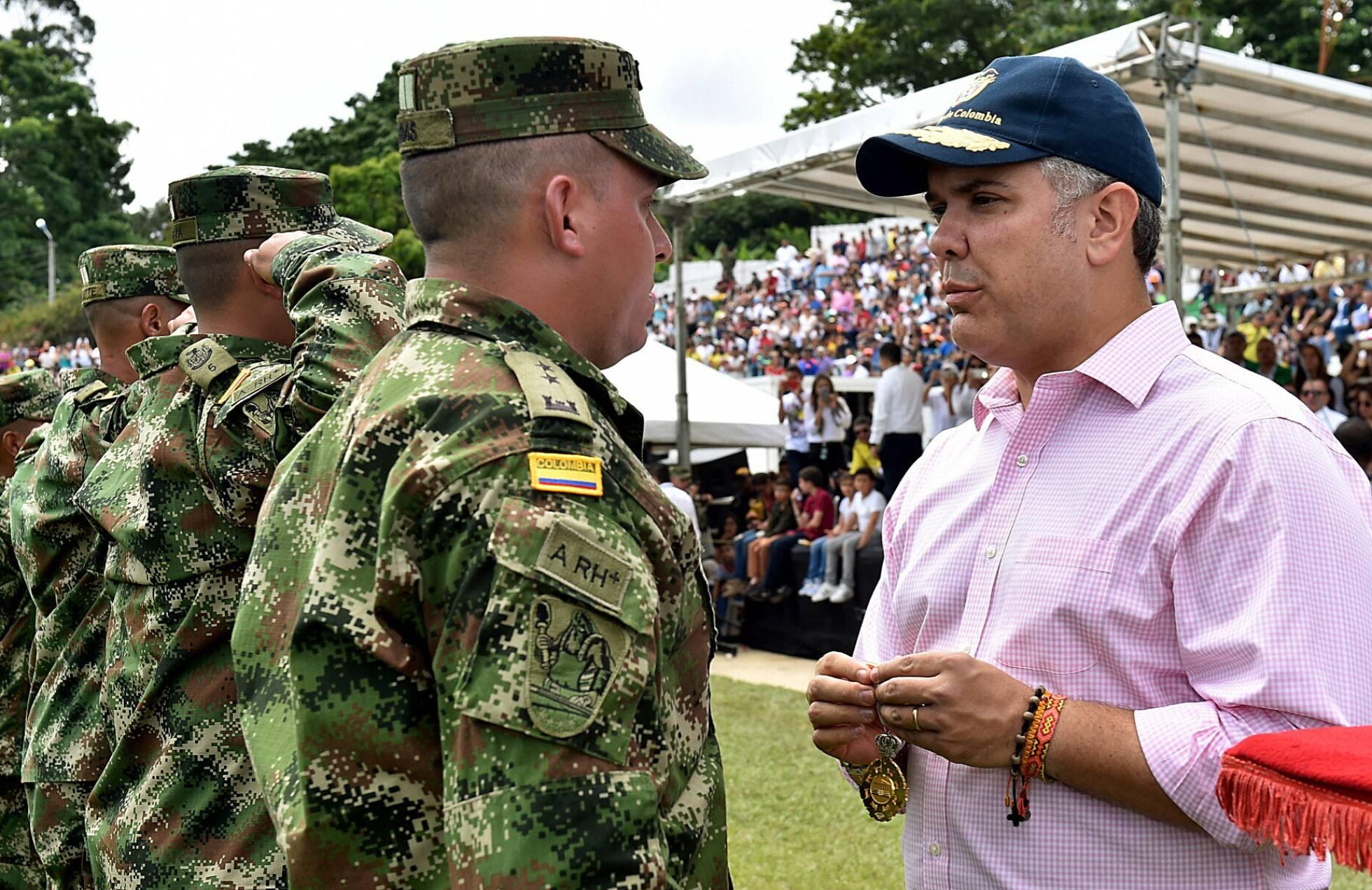 Colombia trata de despejar el fantasma de una intervención en Venezuela