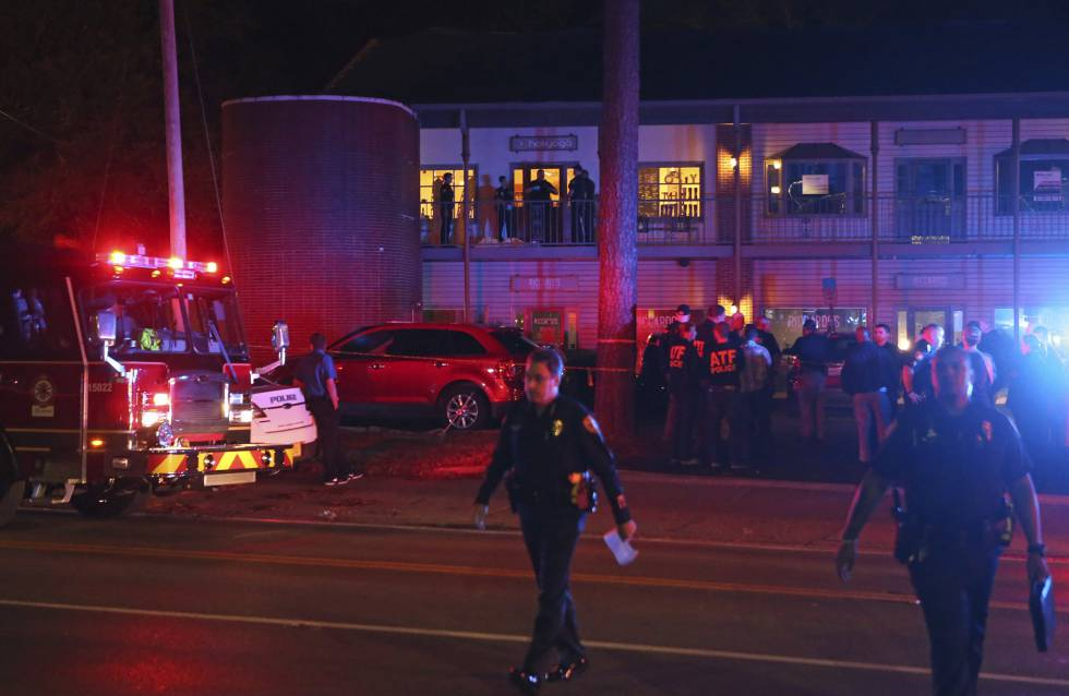 Tallahassee  Un tiroteo en un centro de yoga de EE UU deja tres ... 37793122172c