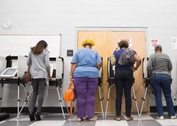 Elecciones Unidos La En Era 2018Estados Trump Juzga Unas Usa WQeCEroBdx